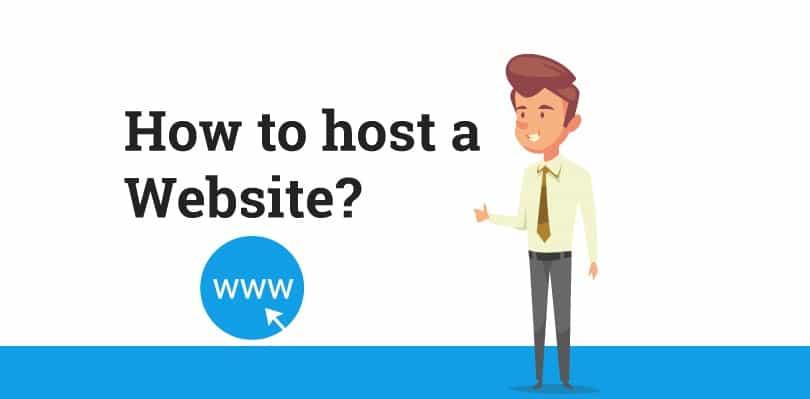 استضافة موقع ويب